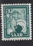 GERMANY Saar [1949] MiNr 0280 ( */mh ) - Gebraucht