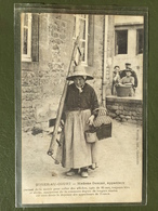 VIVIER-AU-COURT Madame Dominé, Appariteur - Francia