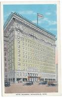 0365 - USA - MINNESOTA - MINNEAPOLIS - HOTEL RADISSON - Minneapolis