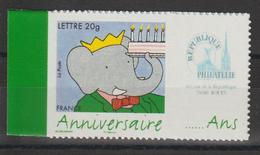 France Personnalisés 2006 Babar 3927B ** MNH - Gepersonaliseerde Postzegels