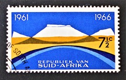 MINES 1966 - OBLITERE - YT 301 - Afrique Du Sud (1961-...)