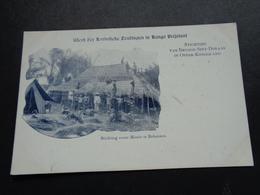 Congo Belge ( 198 )  Belgisch Kongo  Missie  Mission : Werk Der Zendingen In Kongo Vrijstaat - Stichting Brugge - Belgisch-Congo - Varia