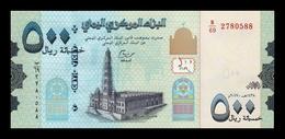 Yemen 500 Rials 2017 (2019) Pick 39b New Sign SC UNC - Yemen