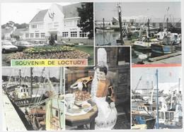 LOCTUDY Finistère - Multivues - Mairie, La Poste - Loctudy