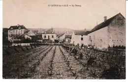 Saône Et Loire SAINT DENIS DE VAUX Le Bourg (vignes) - Autres Communes
