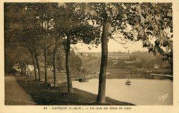 CPA -  LANNION - UN COIN DES RIVES DU GUER - Lannion