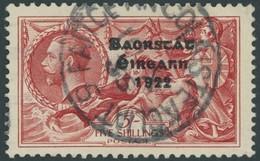 IRLAND B61 O, 1935, 5 Sc. Lebhaftkarminrot, Pracht, Gepr. Pröschold, Mi 200.- - Irlande