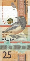 ARUBA P. 22 25 F 2019 UNC - Aruba (1986-...)