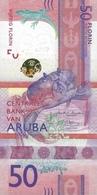 ARUBA P. 23 50 F 2019 UNC - Aruba (1986-...)