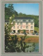 CPSM Dentelée - La FORÊT-FOUESNANT (29) - Aspect De L'Hôtel-Restaurant-Bar De La Baie En 1960 - La Forêt-Fouesnant