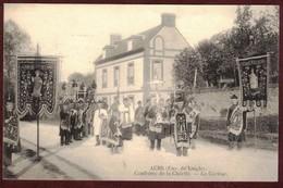 Aube Confrérie De La Charité - Le Cortège * Orne 61270 * Association Pieuse * Tradition Communauté Congrégation Laigle 4 - Francia