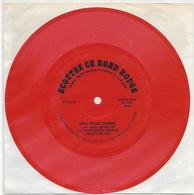 Disque Souple ROND ROUGE - Jacques Martin - Jeu ESSENCE MATRA 530 - Formats Spéciaux