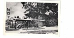 BROWNSVILLE, Texas, USA, La Parada Motel, Old WB Advertising Postcard - Etats-Unis