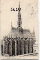 DEPT 75 : Paris 01 : édit. L L N° 107 : La Sainte Chapelle - District 01