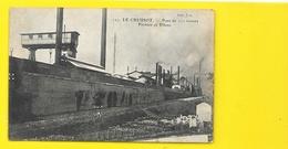 LE CREUSOT Rare Pont De 100 Tonnes (JG) Saône Et Loire (71) - Le Creusot