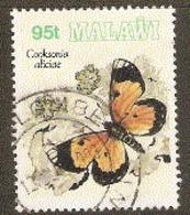 Malawi  1993  SG 985   Butterflies Cooksonia-aliciae Fine Used - Malawi