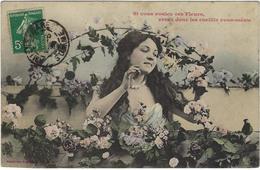 Illustrateur Bergeret Si Vous Voulez Ces Fleurs - Bergeret