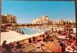 Ak Frankreich - Le Cap D'd`Agde - Schwimmbad - Agde