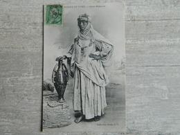TUNISIE                      JEUNE  BEDOUINE - Tunisia
