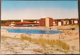 Ak Frankreich - Seignosse -  Schwimmbad - Francia