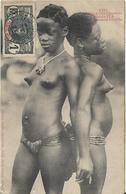 SENEGAL Etude Jeunes Ebriés.Femmes Nues - Sénégal