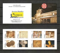 Año 2004 Nº 4052/9 El Romantico Aragones   (MNH) - Blocs & Hojas