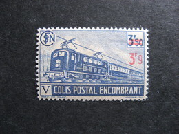 TB Timbre Colis Postaux N° 207, Neuf XX. - Neufs