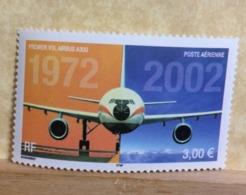Poste Aérienne Airbus A 300. 2002( Neuf (Y&T N°65)- Coté 8€ (Tous De Bonne Qualité Garantie) - 1960-.... Neufs