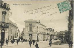 BRINDISI Corso Umberto I - Italia