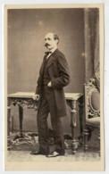 VERONA      CARTONCINO  DA  VISITA    1860-1900  (DIM. 6-6,5 X 10-10,5)    2  SCAN - Tarjetas De Visita