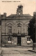 ANIZY LE CHATEAU (02) L'Hôtel De Ville - Belle Carte Postée - Autres Communes