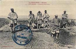 MAROC BOU DENIB Prisonniers Marocains - Morocco
