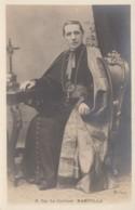 Cardinal Rampolla Catholic Clergy, C1900s Vintage Real Photo Postcard - Christianity