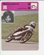 Angel Nieto Motocyclisme Sport 01-FICH-Moto-1 - Sports