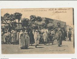 MARRAKECH LES GRANDES ROUES - Marrakech