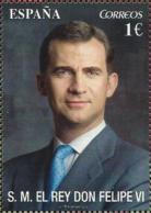 FELIPE VI. REY DE ESPAÑA - AÑO 2014 - Nº EDIFIL 4913sha - 2011-... Unused Stamps