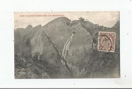 VIEW FOOCHOW RIVER - YUEN FOO MONASTERY 2289 - China