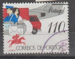 PORTUGAL CE AFINSA 2029 - USADO - SELO DO BLOCO - 1910 - ... Repubblica