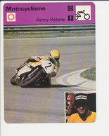 Kenny Roberts Motocyclisme Sport 01-FICH-Moto-1 - Sports