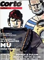REVUE CORTO MALTESE N° 22 HUGO PRATT MANARA 1989 CASTERMAN - Pratt