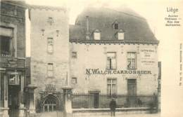 BELGIQUE LIEGE ANCIEN CHATEAU RUE DES GUILLEMINS - Liege