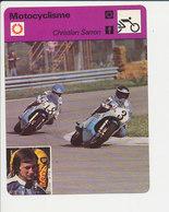 Christian Sarron Motocyclisme Sport 01-FICH-Moto-1 - Sports