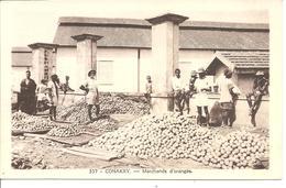 GUINEE - CONAKRY - Marchands D'oranges - Guinea