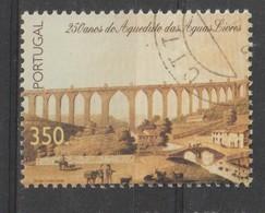 PORTUGAL CE AFINSA 2469 - USADO - SELO DO BLOCO - 1910 - ... Repubblica
