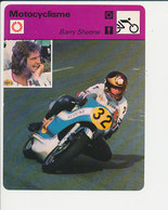 Barry Sheene Motocyclisme Sport 01-FICH-Moto-1 - Sports
