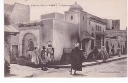 MAROC(RABAT) ECOLE - Rabat
