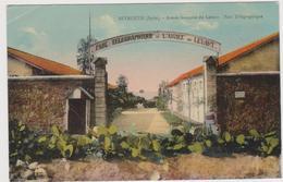 Liban  Beyrouth Armée Française Du Levant  Parc Télégraphique - Líbano