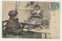 La Grand Mère ...Edition Colas - Illustratori & Fotografie