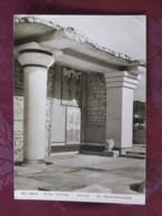 """Greece 1961 Postcard """"Knossos Propylaeum"""" To Belgium - Coin - Greece"""