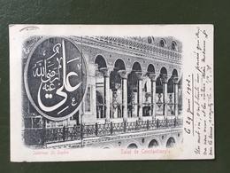 Intérieur De Sainte Sophie-Salut De Constantinople - Turkey